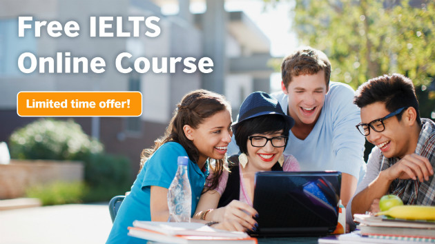 Limited time online course | IELTS Asia | British Council